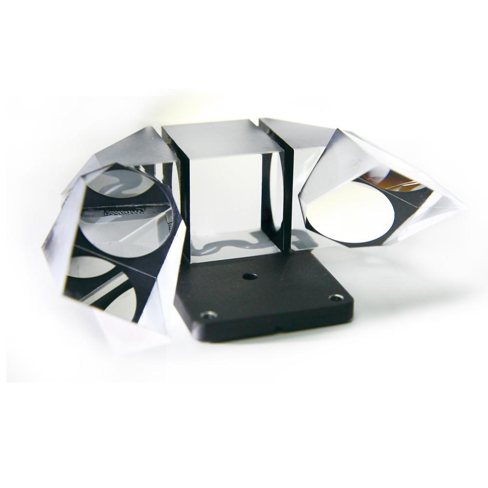 玻璃组合棱镜